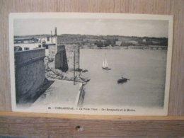 CONCARNEAU  Remparts - Concarneau