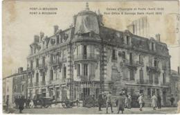 54  Pont A Mousson  Caisse D'epargne Et Poste  Avril 1919 - Pont A Mousson
