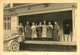 241019B - Vers 1930 PHOTO MARCUS à LAIGNES - Coopérative Laitière De La Vallée De L'Ource - Laiterie Laitier Ouvrier - Altri Comuni