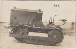 CPA  ARD   CARTE PHOTO   TRACTEUR CHEVELAND 20 HP - Tracteurs