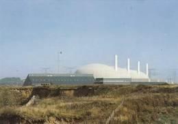 VEULETTES: La Centrale Nucléaire De Paluel - Francia