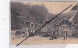Retournemer (88) Station Du Tramway électrique De La Schlucht - Ohne Zuordnung