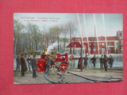Fire Department   Rotterdam   Ref 3683 - Sapeurs-Pompiers