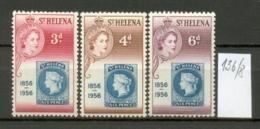 ST.HELENA - 136/8  Briefmarken 100 J.  Kpl.postfr. - Sainte-Hélène
