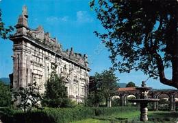 Cartolina Serra San Bruno Ruderi Antica Certosa 1981 - Vibo Valentia
