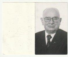 Antoon J.M. HANUSET Oud-Vroenhoven Priester Luik Eupen Tongeren Waremme Omal Ordingen Sint-Lambrechts-Herk Lourdes 1994 - Images Religieuses