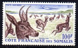 Col17  Colonie Cote Des Somalis PA N° 37 Neuf XX MNH  Cote 13,00€ - Neufs