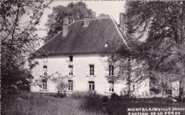 54-MONTBLAINVILLE-CHATEAU DE LA FORGE - Andere Gemeenten