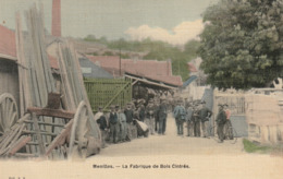 Menilles (  La Fabrique De Bois Cintrés  ) - France