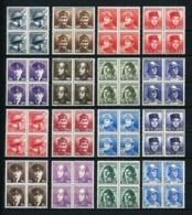 Checoslovaquia Nº 387/402 (bloque-4) Nuevo - Czechoslovakia