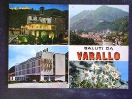 PIEMONTE -VERCELLI -VARALLO SESIA -F.G. LOTTO N°363 - Vercelli