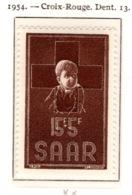 Ex Colonie Française  * Sarre *   Poste : 330  N** - 1947-56 Occupation Alliée