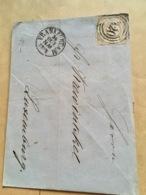Lettre à Destination Du Luxembourg - [1] ...-1849 Préphilatélie