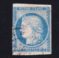 STAMPS-FRANCE-1849-USED-SEE-SCAN - Ceres