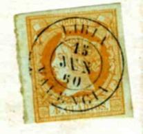 ESPAÑA 1860 CARTA  LIRIA JUN 60 Hasta VALENCIA Fabrica Batifora  LC 8 - 1850-68 Royaume: Isabelle II