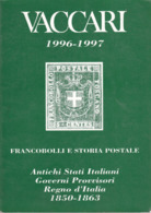 Catalogo Vaccari 1996/7 Antichi Stati Italiani - Italia
