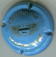 CAPSULE-CHAMPAGNE GLORIEUX P. & F. N°01 Bleu & Or - Other