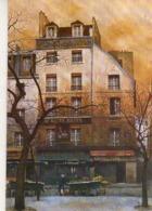 75 PARIS Par Les Peintres Andre Renoux Place De La Contrescarpe - Piazze