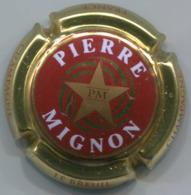 CAPSULE-CHAMPAGNE MIGNON Pierre N°14h-petites Lettres - Mignon, Pierre