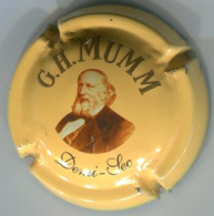 CAPSULE-CHAMPAGNE MUMM G.H. N°139 Demi-sec - Mumm GH