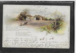 AK 0343  Sonnenschein-Postkarte / Lithographie Um 1899 - Ilustradores & Fotógrafos
