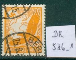 DR 1934  MiNr. 536       O / Used  (L724) - Oblitérés