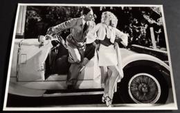 """LILIAN HARVEY Im Film """"Die Drei Von Der Tankstelle"""" # Altes Großes Sammelbild / Great Vintage Photo Card # [19-3973] - Fotos"""
