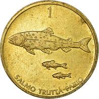Monnaie, Slovénie, Tolar, 1996, TTB, Nickel-brass, KM:4 - Slovenia