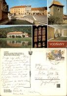 VODNANY,CZECH POSTCARD - Tschechische Republik