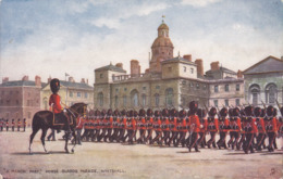 CPA - Illustrateur - RAPHAEL TUCK - March Past Horse Parade Whitehall - 6412 - Tuck, Raphael