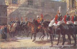 CPA - Illustrateur - RAPHAEL TUCK - Mounting Guard At Whitehall - 6412 - Tuck, Raphael