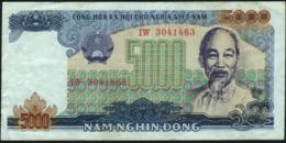 VIETNAM Viet Nam - 5.000 Dong 1987 VF P.104 - Viêt-Nam