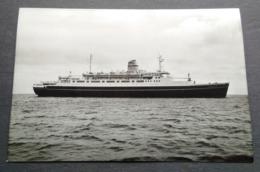 Poland Pologne Polen Ship Navire Schiff TSS Stefan Batory - Passagiersschepen