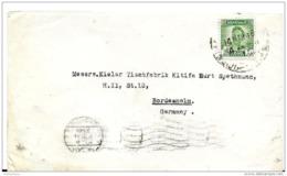 99 - 9 - Enveloppe Envoyée De Baghdad En Allemagne 1948 - Irak