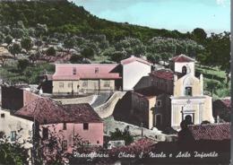 Marcellinara - Chiesa Di San Nicola E Asilo Infantile - Catanzaro - H3949 - Catanzaro