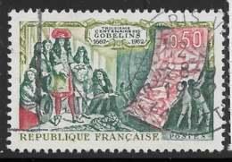 Yvert 1343 Maury 1343 - 50 C Manufacture Des Gobelins - O - Oblitérés