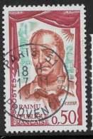 Yvert 1304 Maury 1304 - 50 C Raimu - O - Oblitérés