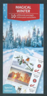 CARNET BOEKJES 10 X N° 1 Magical Winter 2019 NEUF MNH** TB COLLECTION - Booklets 1953-....