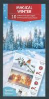 CARNET BOEKJES 10 X N° 1 Magical Winter 2019 NEUF MNH** TB COLLECTION - Markenheftchen 1953-....