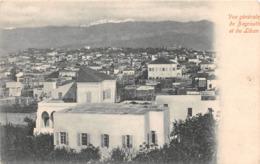 LIBAN - Vue Générale De Beyrouth Et Du Liban - Lebanon