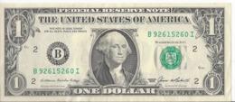 Stati Uniti/United States - 1 One Dollar  1985 - P.474 - Biljetten Van De  Federal Reserve (1928-...)