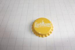 CROWN CAPS / BIERDOPPEN BELGIË : LIEFMANS YELL'OW ON THE ROCKS - Beer