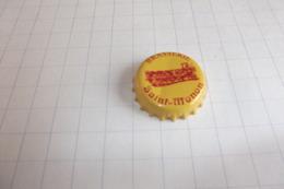 CROWN CAPS / BIERDOPPEN BELGIË : BRASSERIE SAINT MONON AMBER - Beer