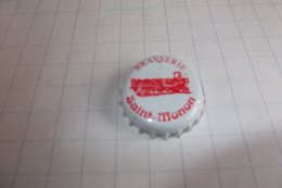 CROWN CAPS / BIERDOPPEN BELGIË : BRASSERIE SAINT MONON BIER MET HONING - Beer