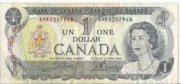 Canada - 1 Dollar 1973 - P.85 - Canada