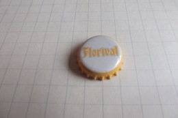 CROWN CAPS / BIERDOPPEN BELGIË : FLORIVAL - Beer