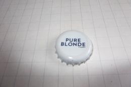 CROWN CAPS / BIERDOPPEN BELGIË :  JUPILER PURE BLONDE - Beer