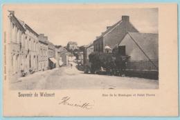 Walcourt : Rue De La Montagne Et Saint Pierre - Walcourt