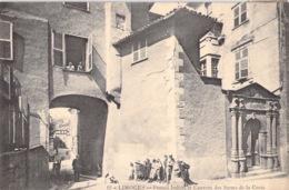 LIMOGES - PORTAIL IMBERT ET COUVENT DES SOEURS DE La Croix - Limoges