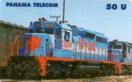*PANAMA* - Scheda Prototipo - Treni